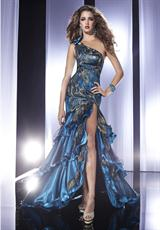 14366 Panoply Long Fitted 2013 Prom Dress